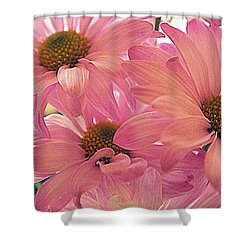 For Mom Shower Curtain by Laurie Perry