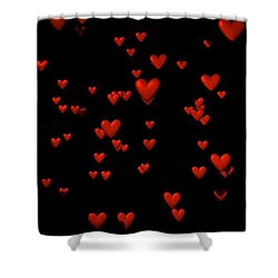 For My Girl... Shower Curtain