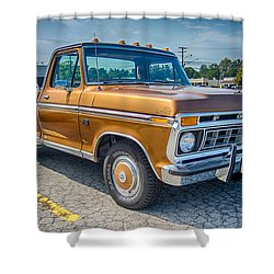 Ford F-100 7p00531h Shower Curtain