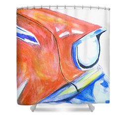 Ford Furlane Shower Curtain