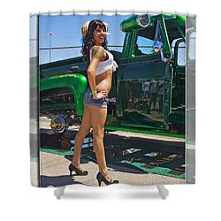 Ford Pick Up_a Shower Curtain