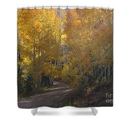 Forest Bathing Shower Curtain