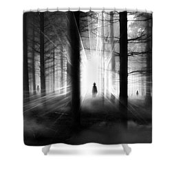 Forest... Shower Curtain