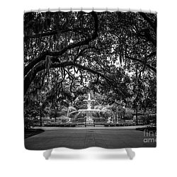Forsyth Park Shower Curtain