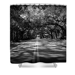 Fort Dade Ave Shower Curtain