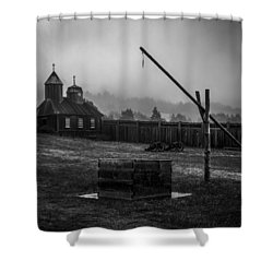 Fort Ross Shower Curtain