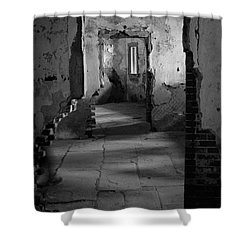 Fort Warren Shower Curtain