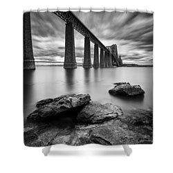 Forth Bridge Shower Curtain