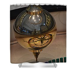 Shower Curtain featuring the photograph Foucalt's Pendulum by Robert Meanor
