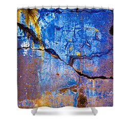 Foundation Number Thirteen Shower Curtain by Bob Orsillo