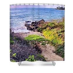 Four Seasons 125 Shower Curtain