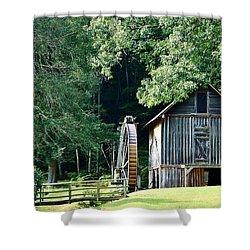 Frances Mill Shower Curtain