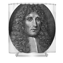 Francesco Redi (1626-1697) Shower Curtain by Granger
