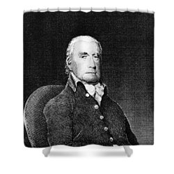 Francis Lewis (1713-1803) Shower Curtain by Granger
