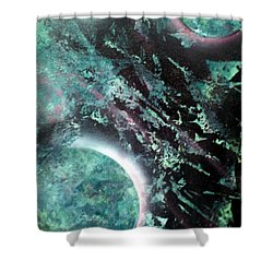 Free Water Shower Curtain