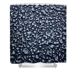 Freezing Rain Shower Curtain