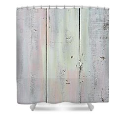 French Door In California Shower Curtain