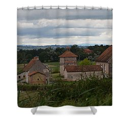 French Farm House Shower Curtain