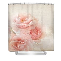 French Papers L Shower Curtain