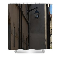French Terraces Shower Curtain