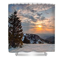 Fresh Morning Shower Curtain