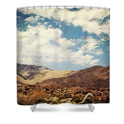 From Day To Day Shower Curtain by Laurie Search
