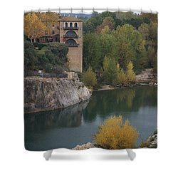 From Pont Du Gard Shower Curtain