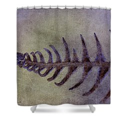 Frondle Shower Curtain by WB Johnston