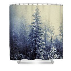 Frozen In Time Shower Curtain by Melanie Lankford Photography