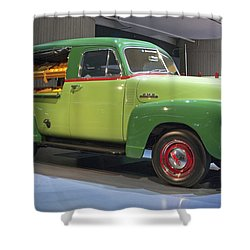 Fruit Wagon Shower Curtain