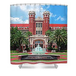 Fsu Westcott Building Shower Curtain