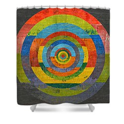 Full Circle 2.0 Shower Curtain