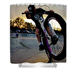 Fumanchue Shower Curtain