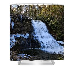 Fwozen Fawz Shower Curtain