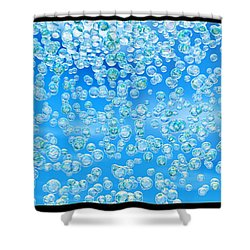 Fwwpsshhh...ahhhh..... Shower Curtain