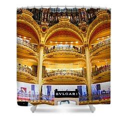 Galleries Laffayette  Shower Curtain