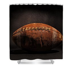 Game Ball Shower Curtain