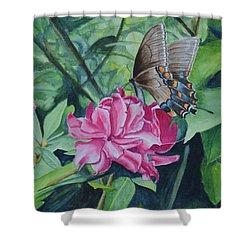 Garden Beauties Shower Curtain