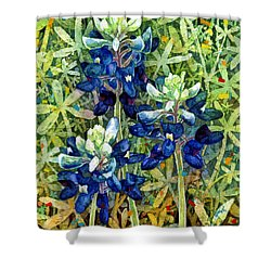 Garden Jewels I Shower Curtain