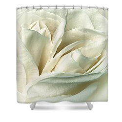 Garden Of Eden Shower Curtain by Darlene Kwiatkowski