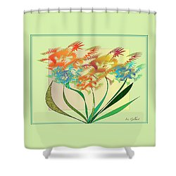 Garden Wonder Shower Curtain