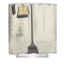 Gardening Shower Curtain by Joana Kruse