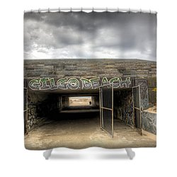 Gates To Euphoria Shower Curtain