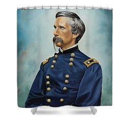 General Joshua Chamberlain Shower Curtain