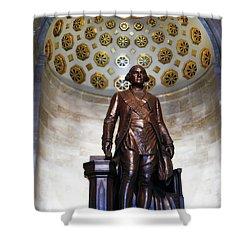 General Washington Shower Curtain