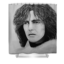 George Harrison Shower Curtain