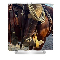 Giddyup Shower Curtain