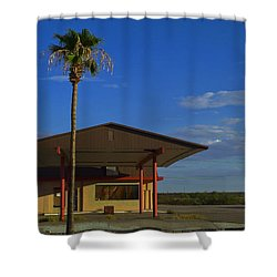 Gila 520208 Shower Curtain by Skip Hunt