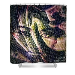 Girl Of My Dreams Shower Curtain