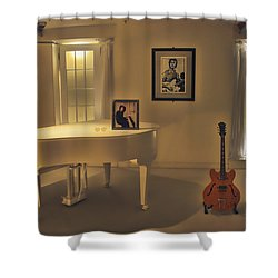Give Peace A Chance Shower Curtain